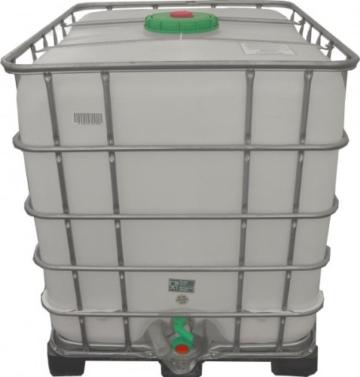 Kunststofftank 1000 Liter z.B. Regenfass - 1