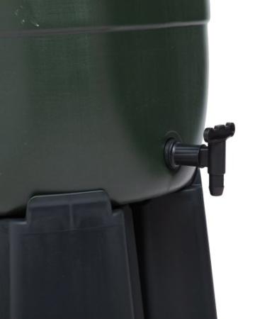 Regentonne mit Füllautomat 100 Liter -