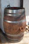 Regentonne, Weinfass Barrique aus Eiche 225 Liter -