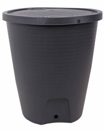 Regenwassertank Wasserfass Regenwassertonne 220 Liter -
