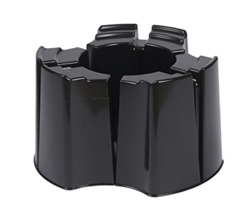 xxl regentonne aus kunststoff mit 250 liter volumen. Black Bedroom Furniture Sets. Home Design Ideas
