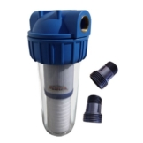 Mauk 306 Wasserfilter Duo-Filter 2-in-1, 5000 Liter/h -